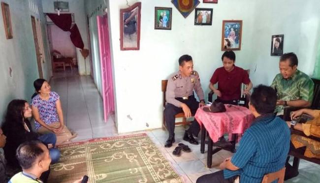 Dzulfikar (Photo : Humas Polres Batang / Tribun Jateng / Portal Batang)