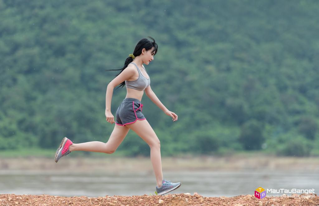 Diet sehat dengan berolahraga