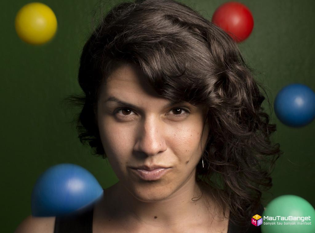 Parisa Tabriz, si cantik Security Princess dan Browser Boss Google