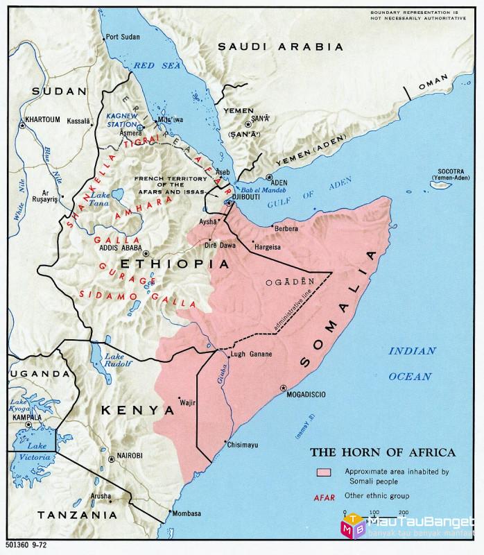 Sumber: Memahami Teluk Afrika (University of California, Berkeley)