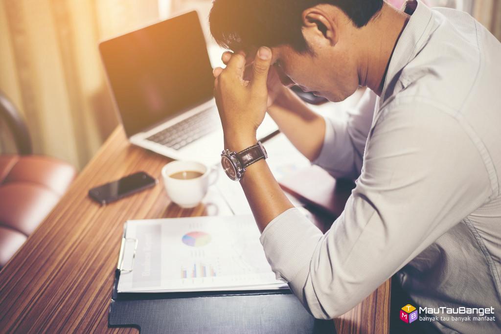 Stres karena pekerjaan baik untuk kesehatan jika mampu mengendalikannya